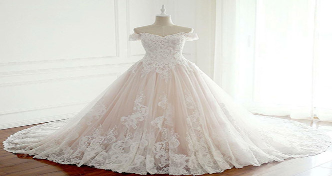 Wedding Dress within a Low Budget